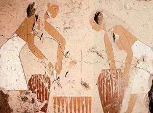 Egyptian oven