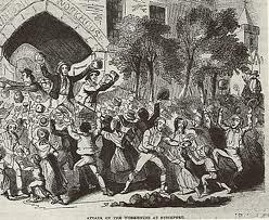 French Bread Riot