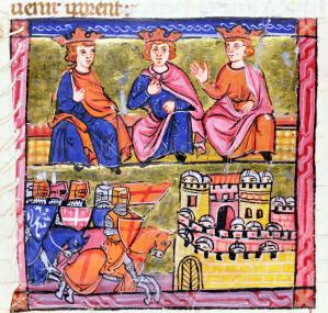 The Venetian Siege of Tyre